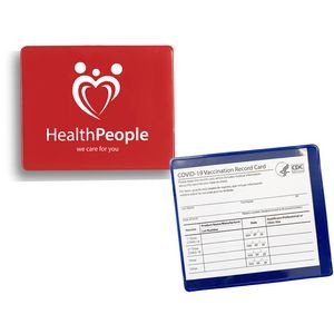 Covid-19 Vaccination Card Holder (Holds 4 1/4